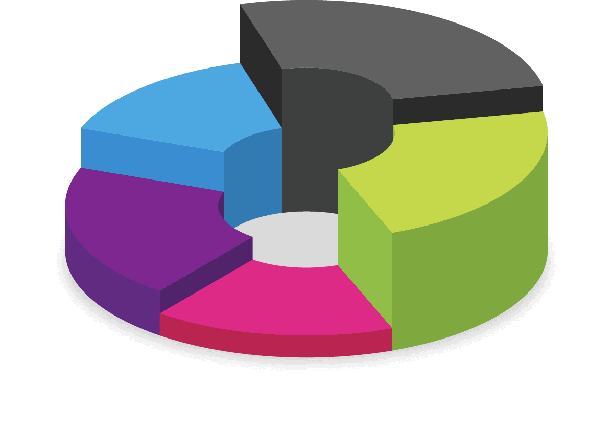 Copp Media Pie Chart