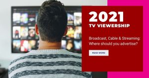 2021 TV Viewership and Advertising